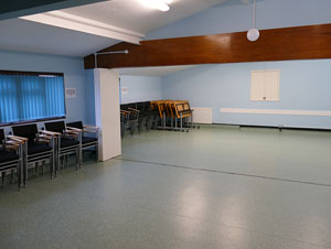 Comittee Rooms